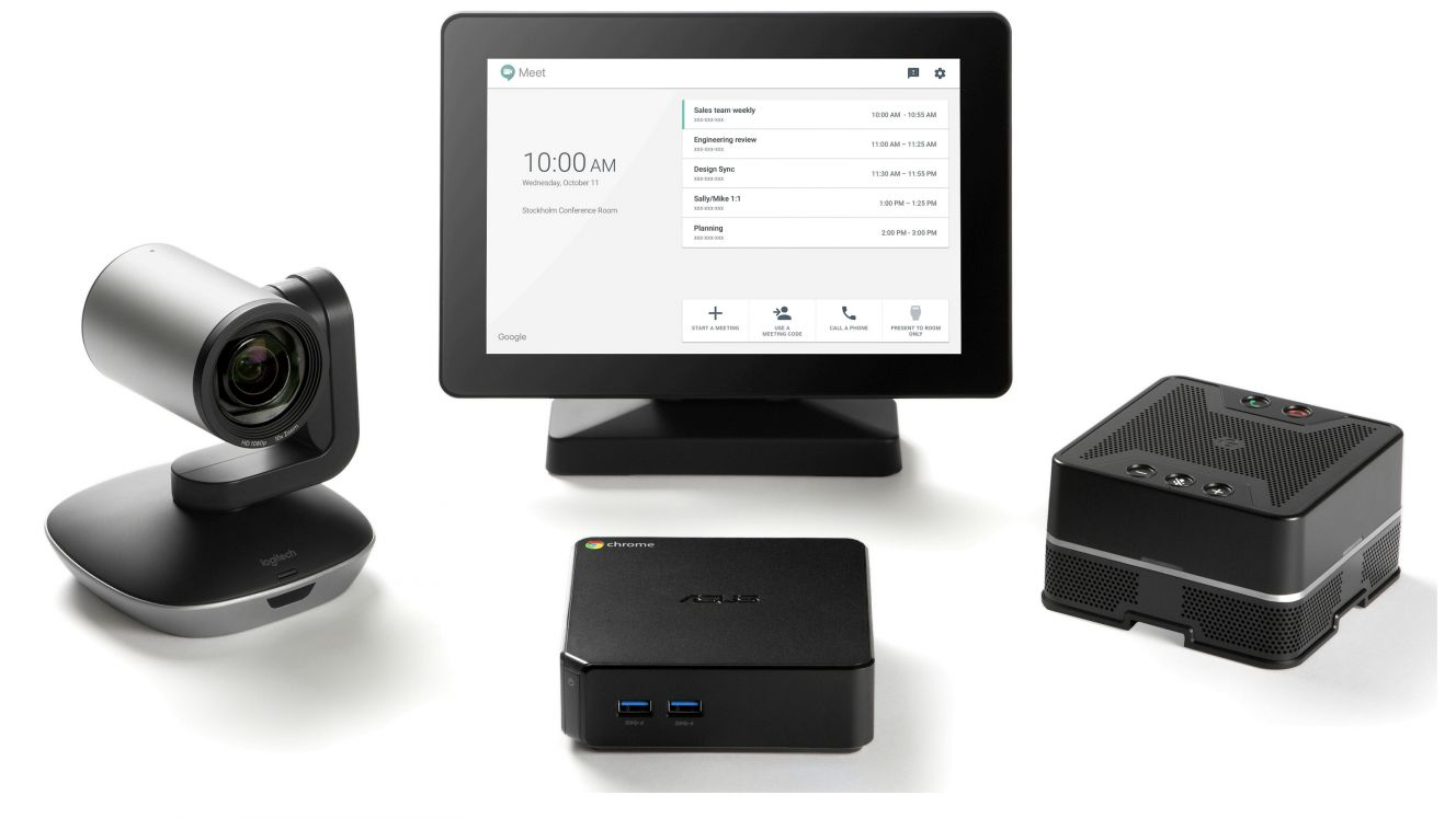 How to Get Up and Running with Hangouts Meet Hardware