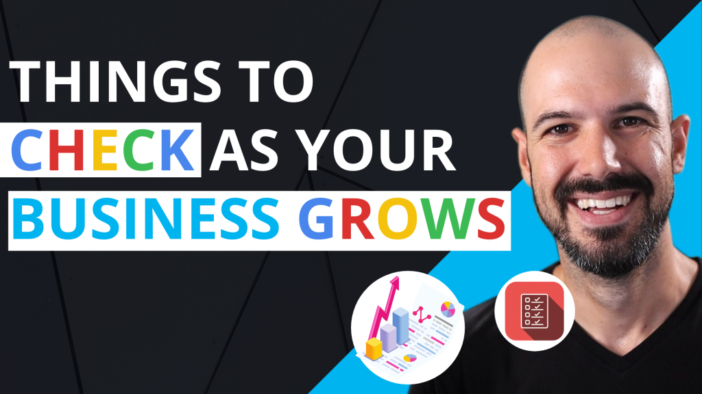 Things to Check As Your Business Grows